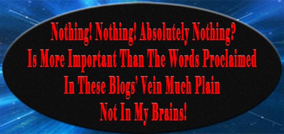 Header Nothing Nothing Absolutely NothingOn BlueRays