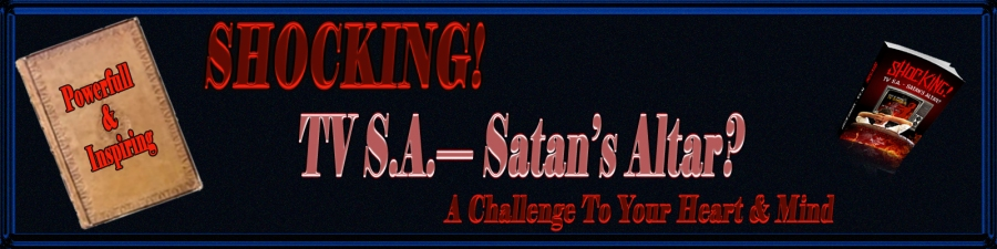 Header fof ShockingTV SA Satan altar Blog