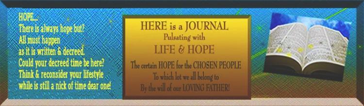 Header Old Journal Hope Bible
