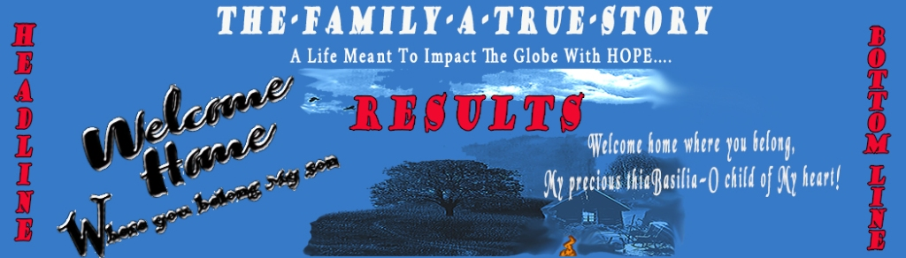 0A HEADER 4 The Family A true Story On Results