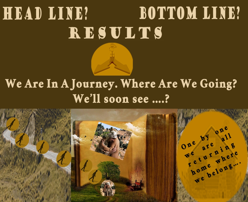 A Graphic for We Are In A Journey