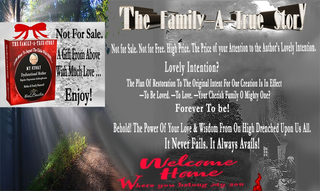 00 A HERO WELCOME HOME DISPLAY GIFT_not for SALE_The Family A True Story